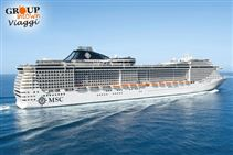 LAST SECOND! 22 Agosto: parti da Napoli a bordo di MSC FANTASIA! ULTIMA Cab...