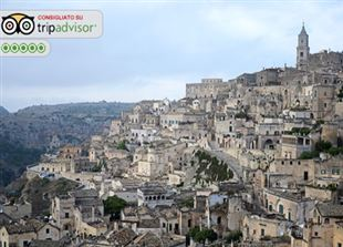 Matera: 1 Notte in camera Deluxe o Junior Suite da 73€ a coppia all'Hotel Cave del Sole!