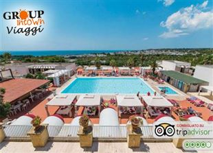 Estate in SALENTO! 1 Settimana in Soft Inclusive a partire da soli 406€ a persona, presso il Nicolaus Club MESSAPIA RESORT 4*, a Marina di Santa Maria di Leuca, by Groupintown Travel!