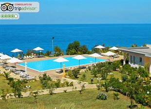 Estate in CALABRIA tra Mare e Relax! 7 Notti in Soft All Inclusive a partire da 322€ a persona al 4* ROSETTE Resort Village! 3° letto fino a 16 anni n.c. Gratis.