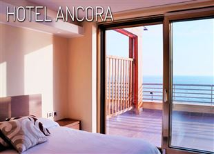 HOTEL ANCORA 4* a Pontecagnano, Salerno! DAY USE o 1 o 2 Notti, anche WEEK END, in Camera Superior con Mezza Pensione da soli 59€ a coppia! Visita Amalfi, Sorrento e le più belle città della Costiera!