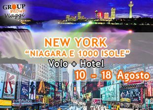 FERRAGOSTO: NEW YORK & TOUR
