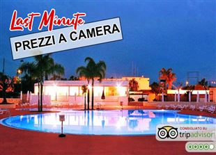 WEEK END 13-16 o 20-23 GIUGNO: 2 o 3 Notti in Pensione Completa da soli 179€ A CAMERA all'EUROGARDEN Village di San Foca, in SALENTO! Prezzo Valido per Doppie, Triple e Quadruple!