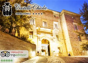 Magia e Splendore di oltre Mille Anni... CASTELLO CHIOLA, in Abruzzo! 1 Notte x 2 in B&B in Camera Classic, Suite o Junior Suite, con Welcome Drink e Late Check Out, da soli 69€ a coppia!