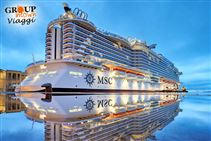 Ferragosto 2021 a bordo di MSC SEAVIEW! Cabine Quadruple da Civitavecchia d...